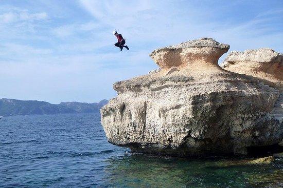 Essayez l'aventure, essayez le coasteering - Côte sud-ouest