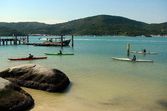Kano turisme Porto Belo Island & Omgivelser