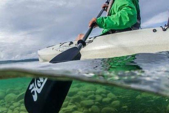 Kayak Tour of Historic Lake Tahoe West Shore