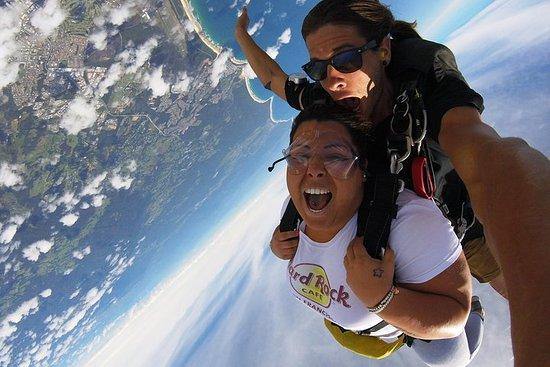 Coffs Harbour Ground Rush eller Max Freefall Tandem Skydive på...