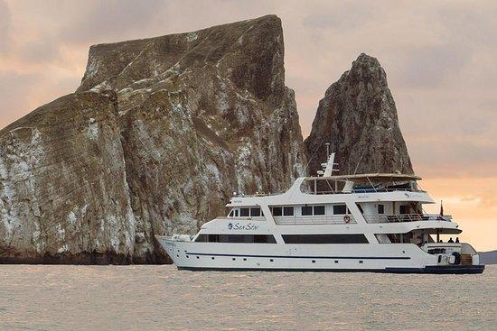 Croisière dans les Galapagos Voyage de luxe en étoile de mer de six...
