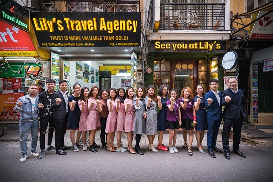 ‪Lily's Travel Agency‬