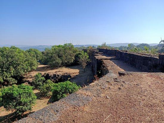 Anjanwale Fort
