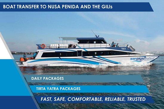 Sanjaya Fast Boat