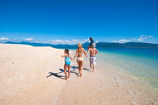 Gita di un giorno a Fitzroy Island