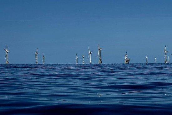 Onvergetelijke zeetocht naar de windmolenparken op de Noordzee