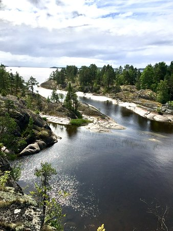 Фотография Ладожское озеро