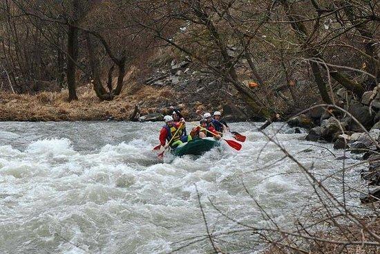 Rafting no rio Ibar
