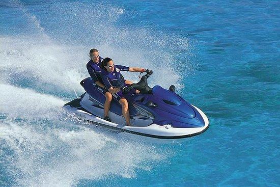 Viaje en moto de agua en el norte de...
