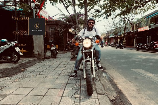 Anh Khoa - Motorbike Rental Hoi An