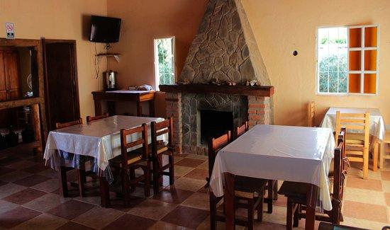 Banda Florida, Argentina: También aquí podrás disfrutar exquisitos desayunos de campo!