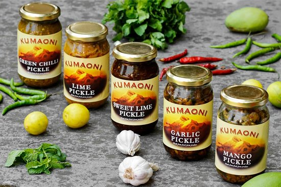 Ranikhet, Ινδία: Our Pickle Collection - Umang