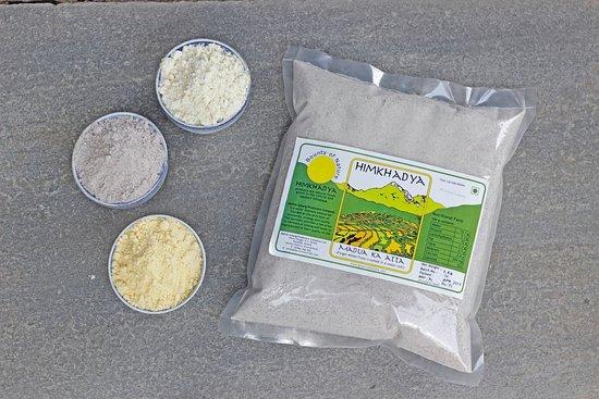 Ranikhet, Ινδία: Organic Gluten free Aata/Flour Collection - Umang