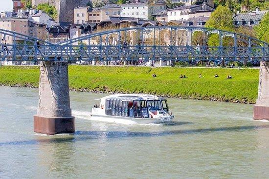 Bootstour auf dem Fluss und Schloss...