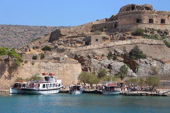 Viagem de um dia ao cruzeiro em Creta...