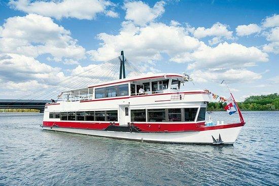 ウィーンのドナウ運河都市観光クルーズ