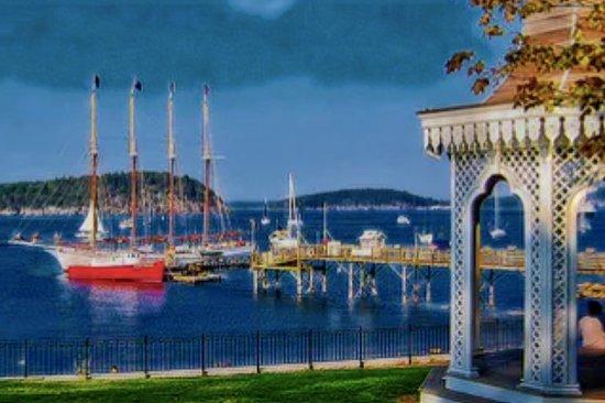 Tall Ship Cruise Bar Harbor