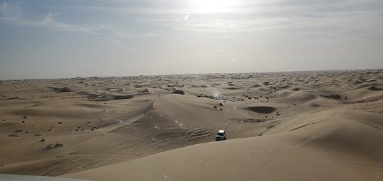Снимок Al Ain Desert Safari with Buffet Dinner