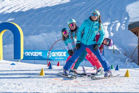 Oxygene Ski & Snowboard School Belle Plagne