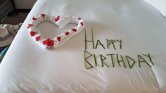 Housekeeping Birthday Greeting