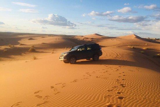 Morocco Sabaku Tour