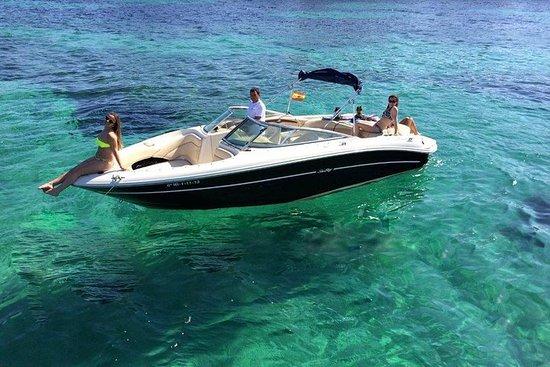 Motoscafo e sport acquatici da Ibiza