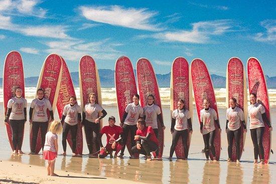 Gruppensurfkurs