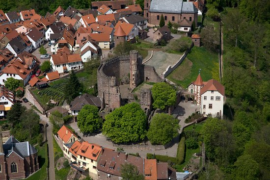 Dilsberg Castle Fortress