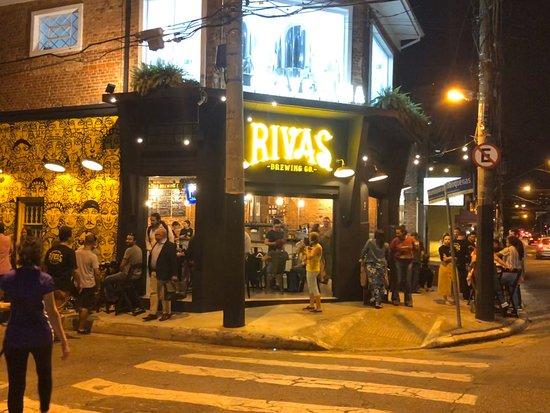 Rivas Brewing Co.