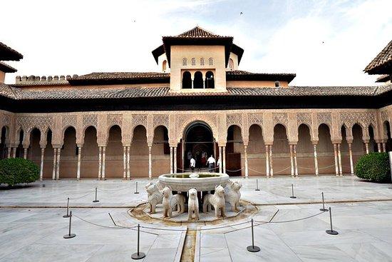 Biglietto d'ingresso all'Alhambra con