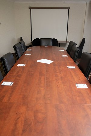 Boardroom - Room 201.