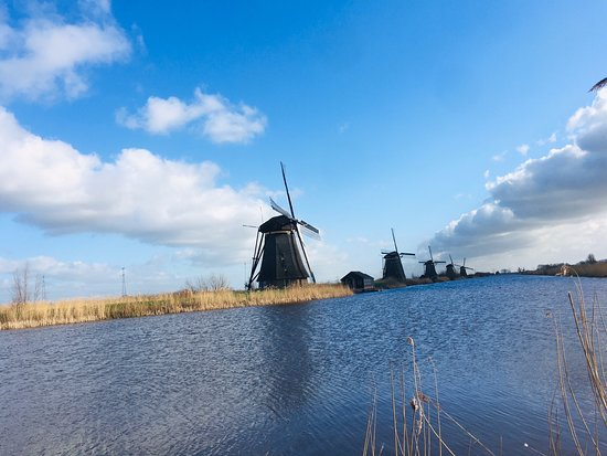 Alblasserdam, Nederland: Kinderdijk