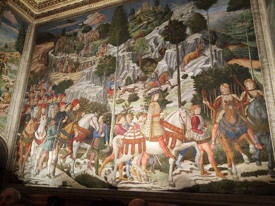 Φλωρεντία, Ιταλία: Chapelle du Palazzo Medici Riccardi