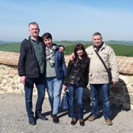 Жудец Муреш, Румыния: Одесситы узнают много интересного в крепости Рупя