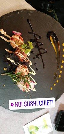 koi sushi Japanese restaurant