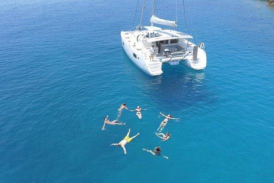 Athens Private Luxury Catamaran...