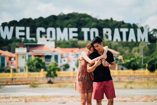 Singapur nach Batam: Stadtrundfahrt...