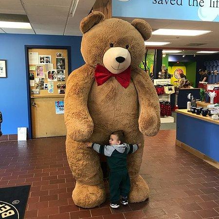 The BIGGEST Bear hugs!