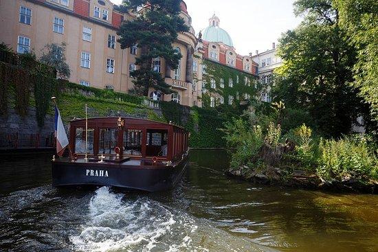 La Pequeña Venecia de Praga: crucero...