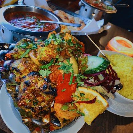 Fantastisk bra mat!