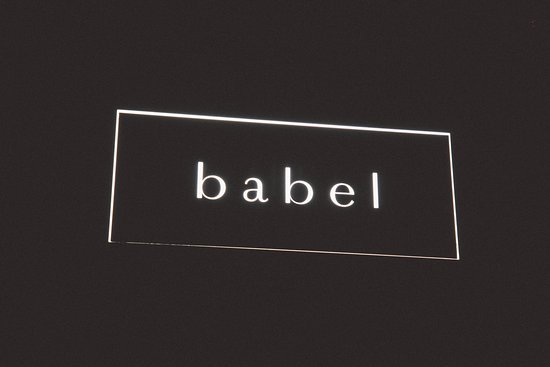Babel Rooftop Bar & Garden