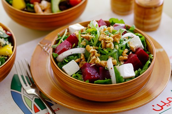 Beetrot salad
