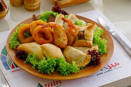 Mir Amin mix pastries