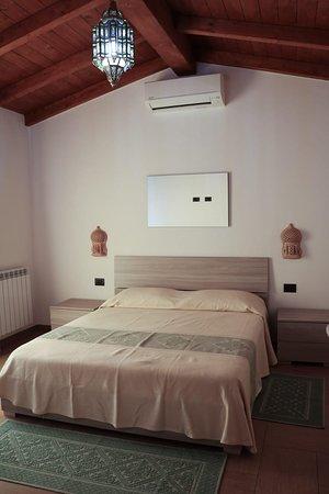 Тельти, Италия: una delle camere da letto