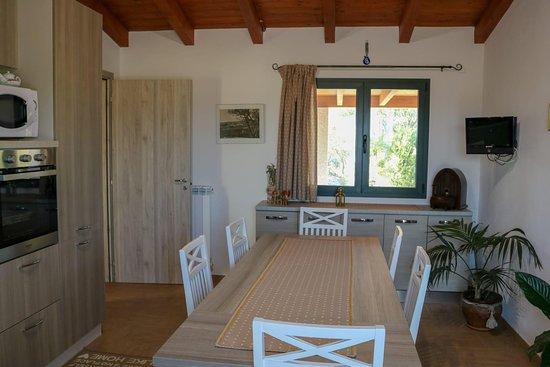 Тельти, Италия: Cucina