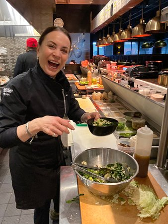 Chef Lisa Dahl