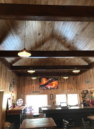 Iron River, WI: Main Lodge