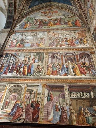 Φλωρεντία, Ιταλία: Fresco.