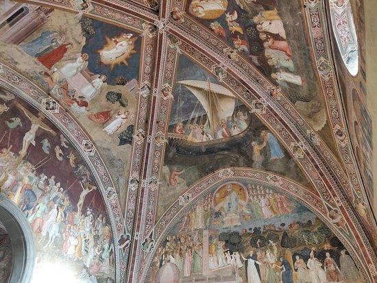 Φλωρεντία, Ιταλία: Capilla española.