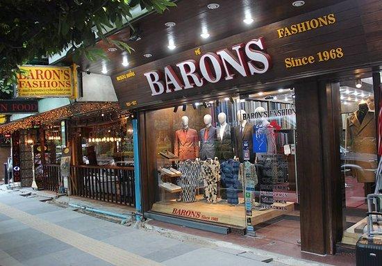 Baron's Fashions